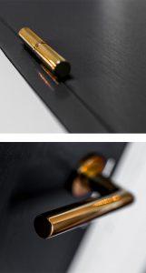 Lyngö grå ask-detaljer